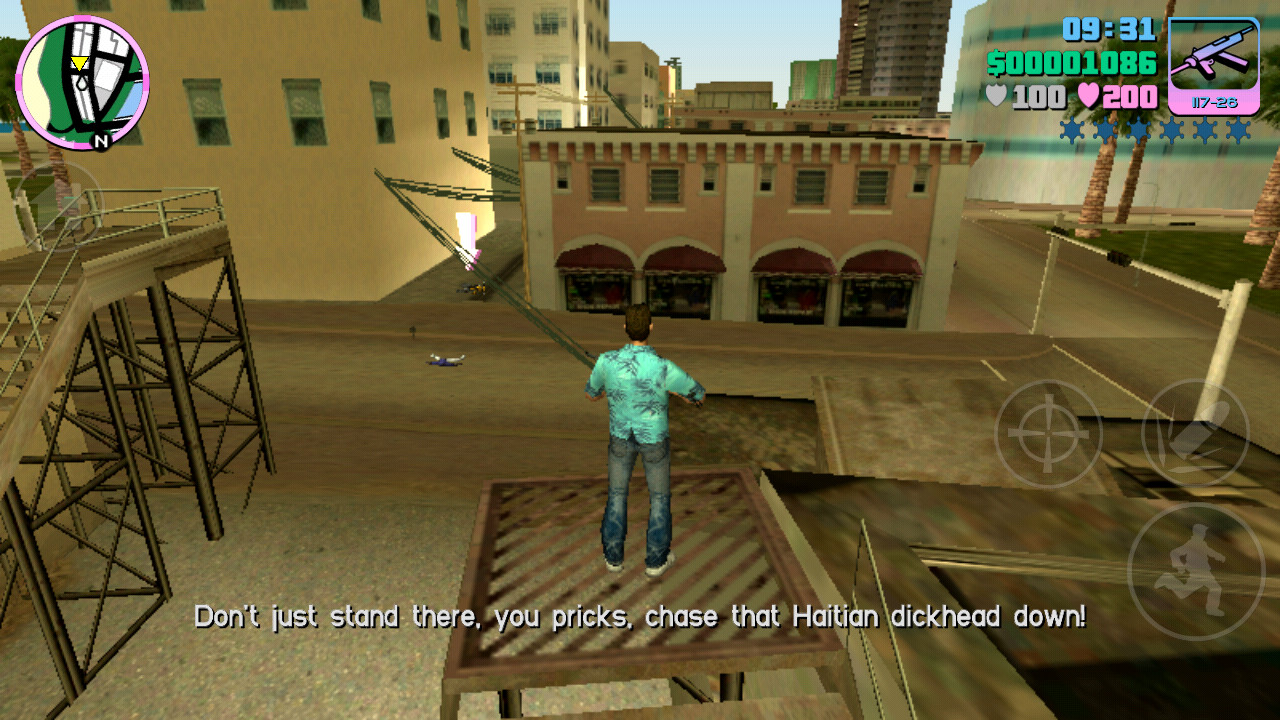 GTA Vice City UNCENSORED Patch for Mobile [Grand Theft Auto: Vice