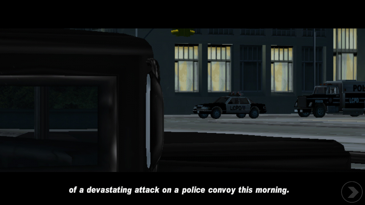 GTA III UNCENSORED Patch for Mobile [Grand Theft Auto III