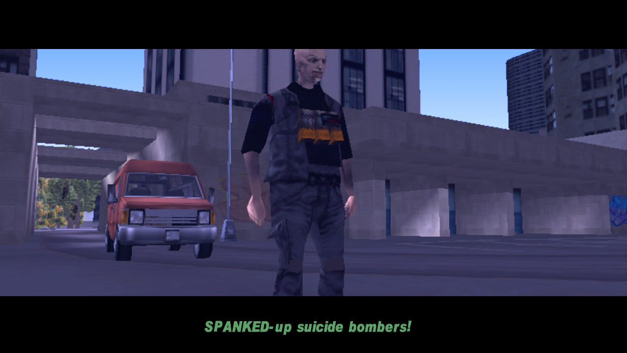 GTA III UNCENSORED Patch for Mobile [Grand Theft Auto III] [Works In