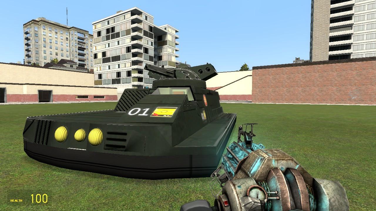gmod water vehicles