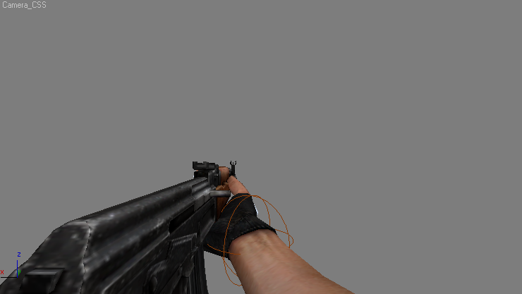 New AK47 Animations