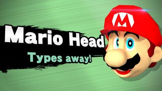 Mario Head!
