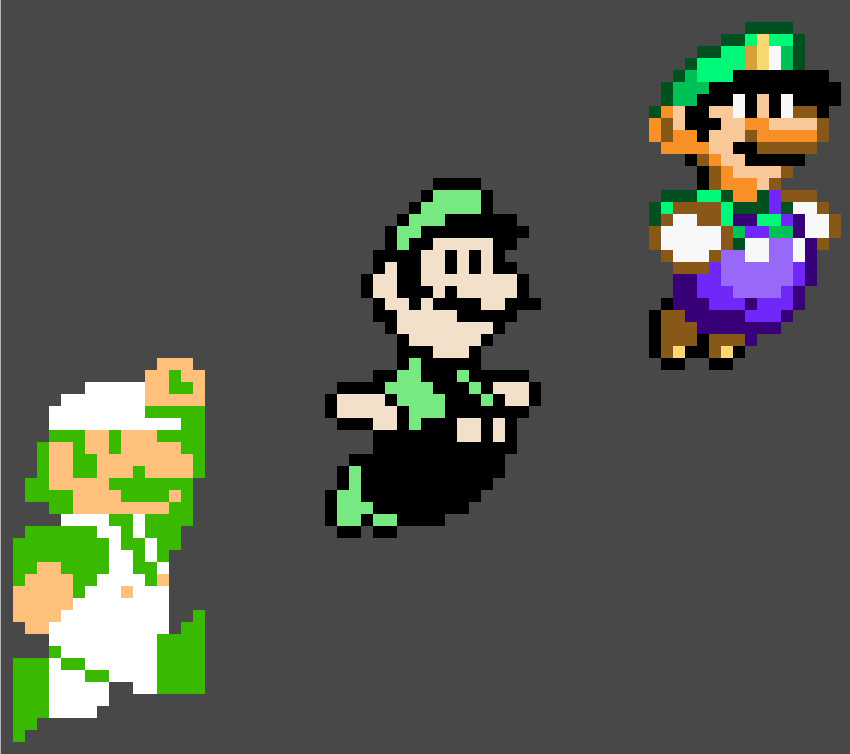Super Luigi Maker U (FINISHED) [Super Mario Maker] [Works In