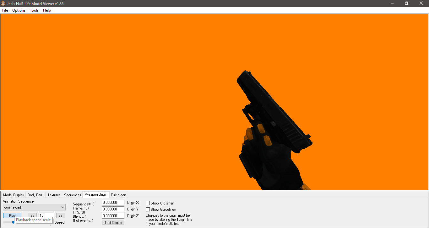 BM:S Crowbar And Glock [Half-Life] [Works In Progress]