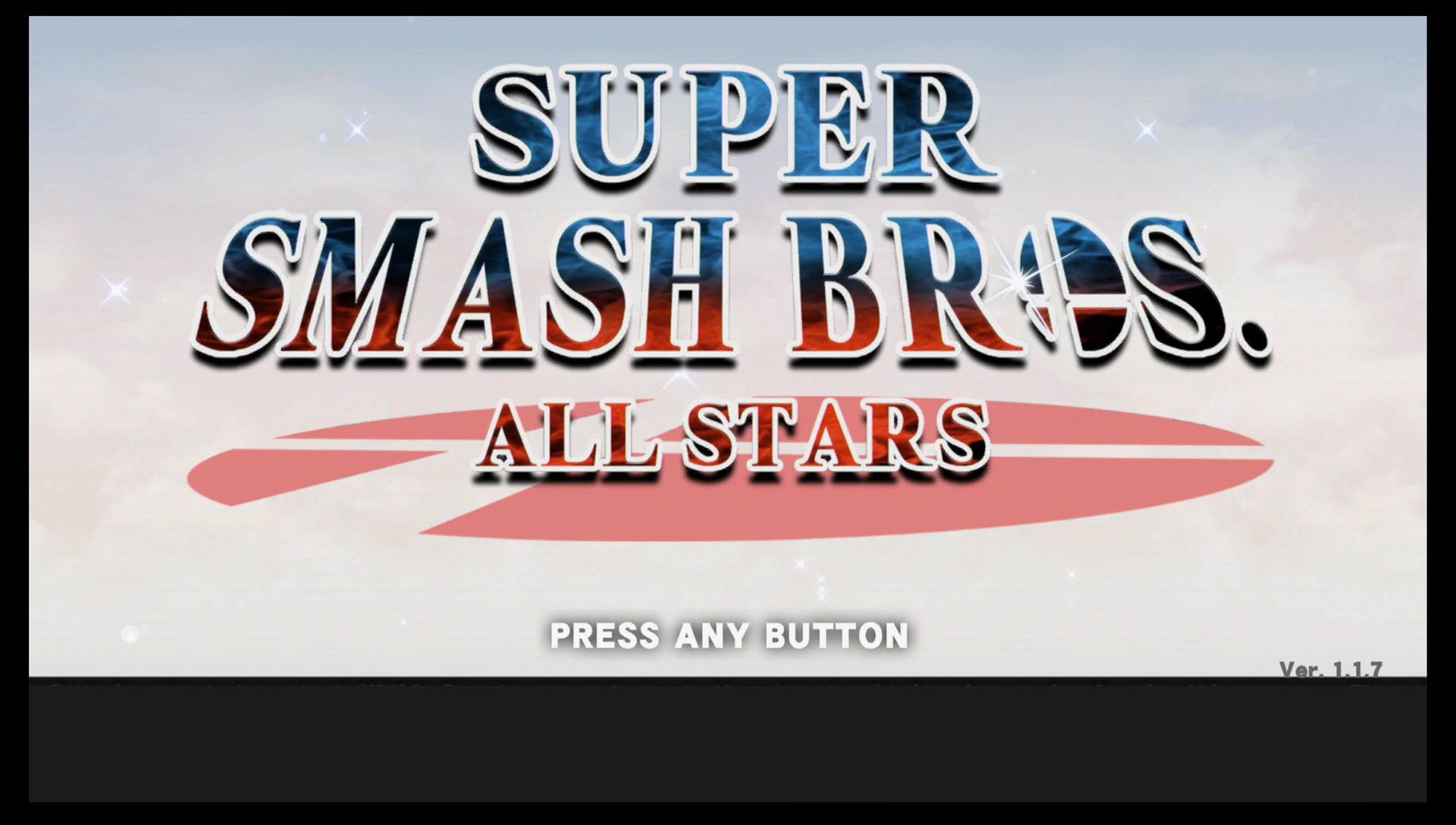 Super Smash Bros  All-Stars [WiP] [Super Smash Bros  (Wii U)] [Works
