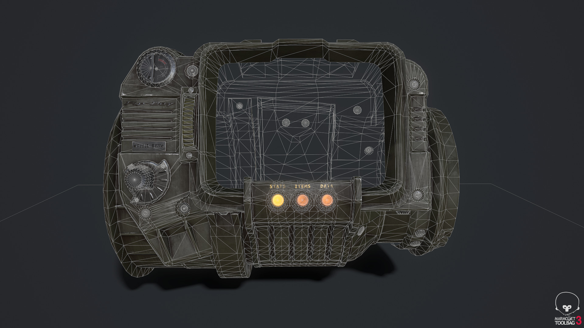 Pipboy 3000 Remastered [Fallout 3] [Works In Progress]