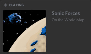Discordforces Sonic Forces Works In Progress