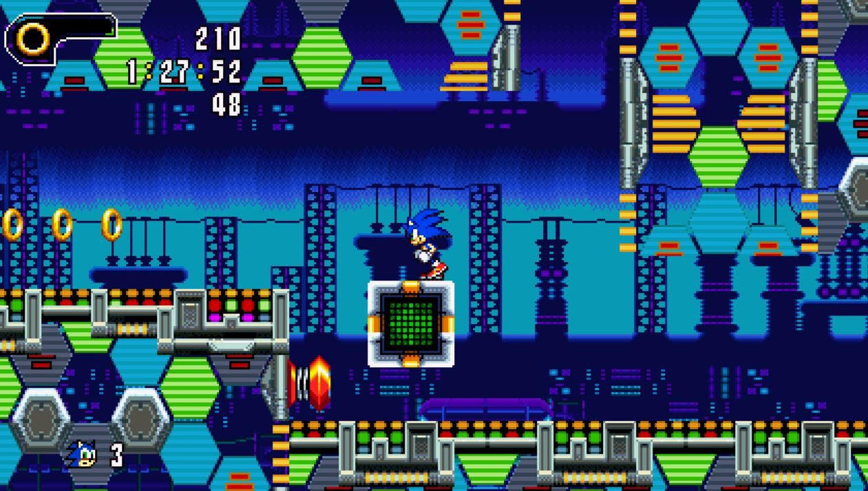 Sonic Advance 2 - Mania Edition [Sonic Mania] [Works In