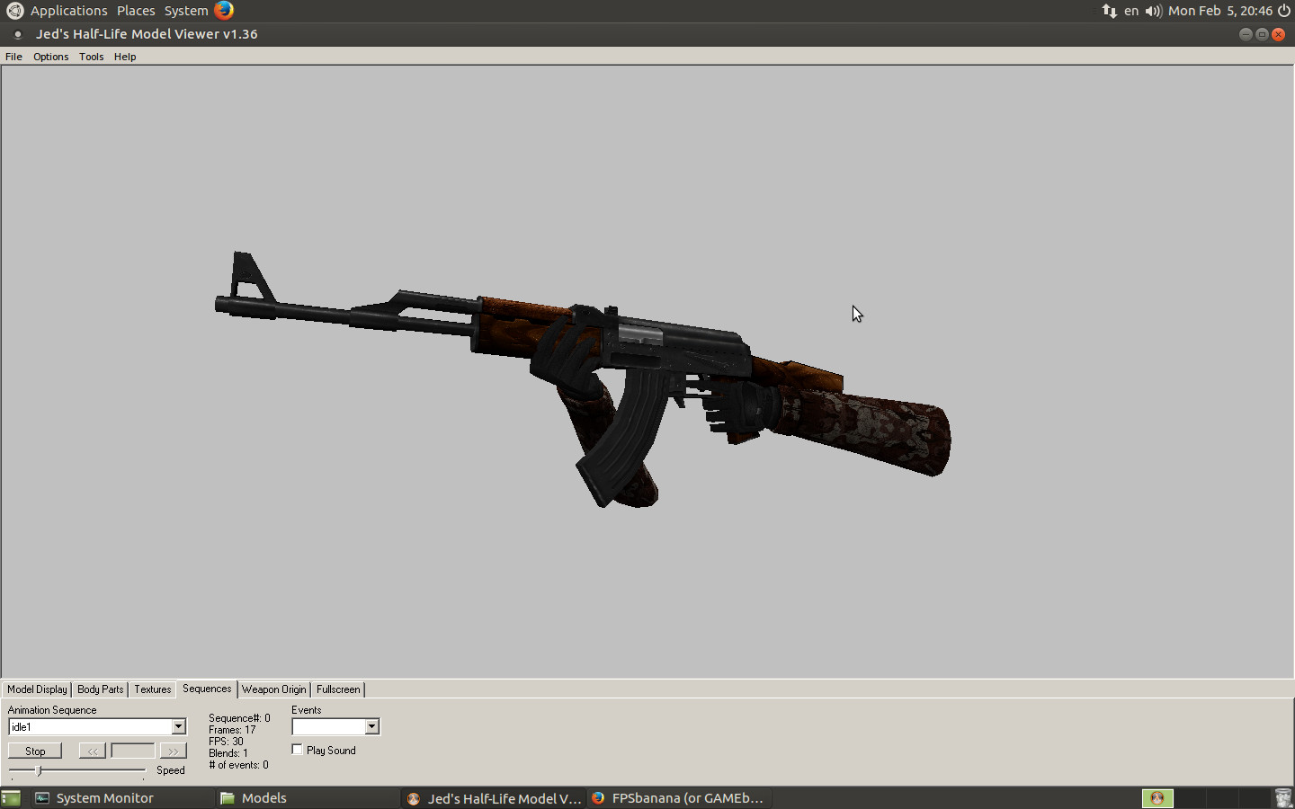 HD Defaults Weapons Pack On Sleeved HD Arms By BDS [Counter-Strike
