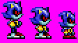 Metal Sonic for Sonic Boll