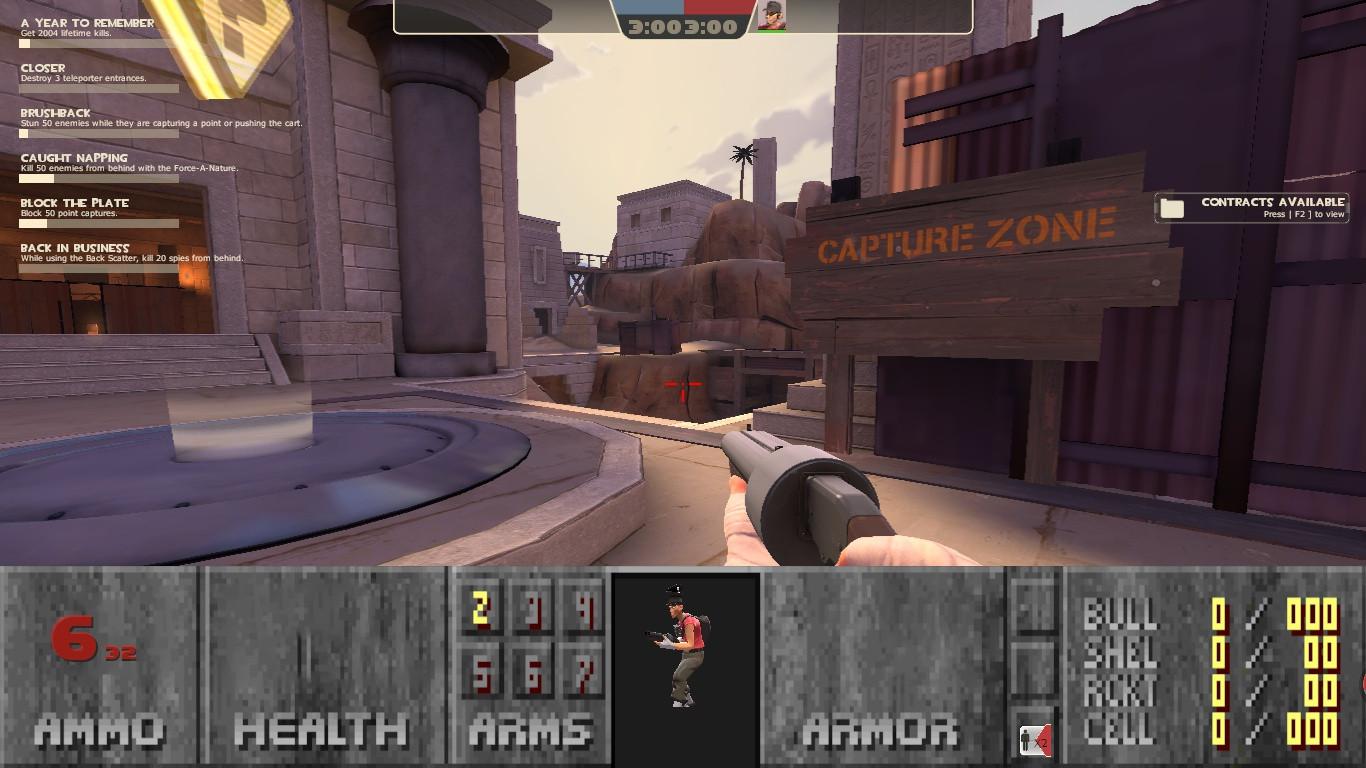 Doom 4 Hud Mod