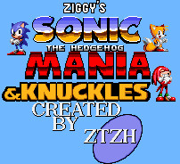 Ziggy's Sonic The Hedgehog Mania