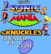 Ziggy's Sonic The Hedgehog Mania Plus