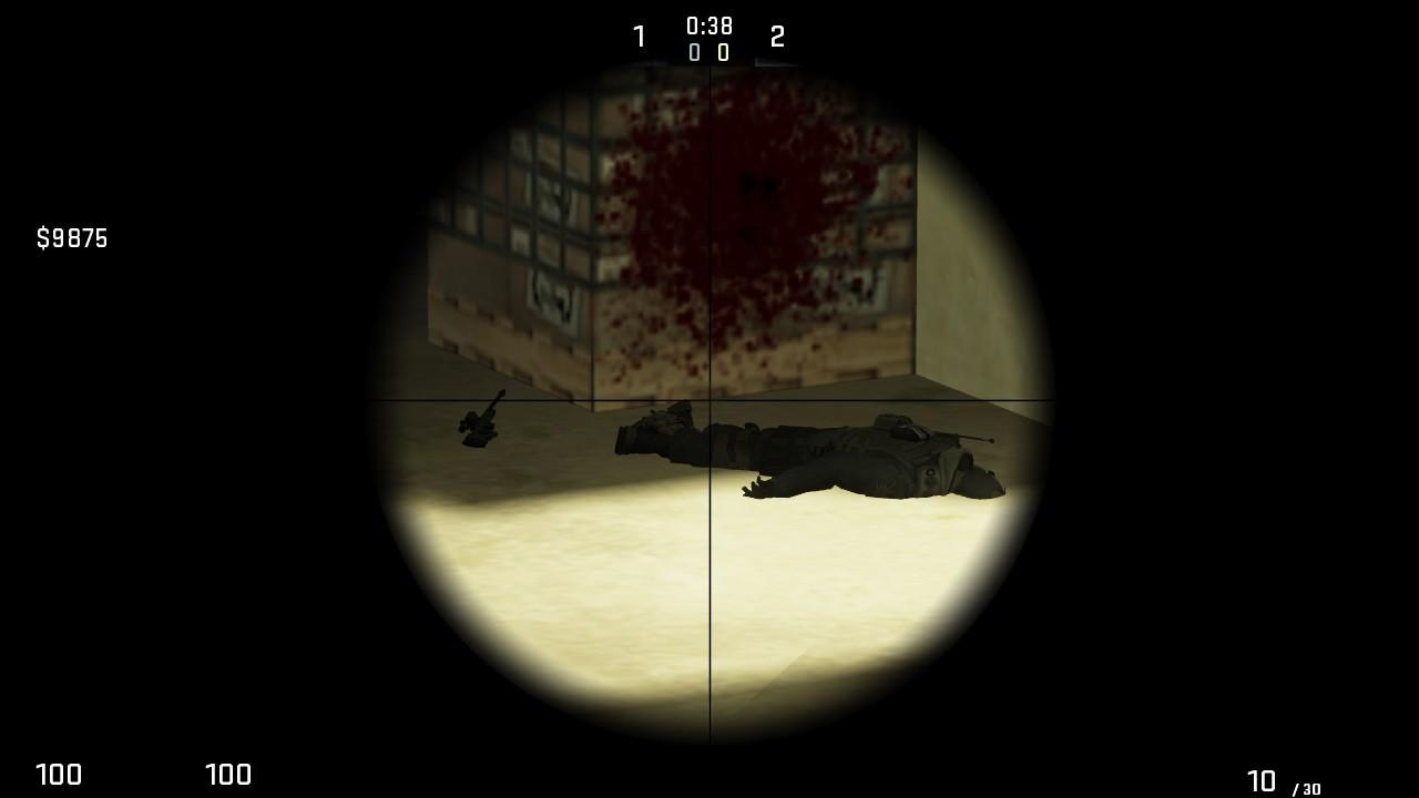 MH   CSGO Hud [Counter-Strike 1 6] [Works In Progress]