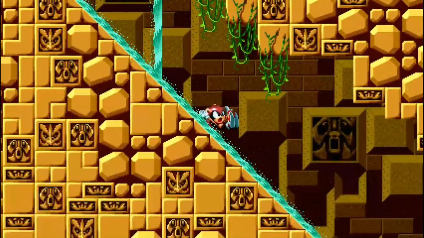 Sonic 1 Almost Remastered [Sonic Mania] [Works In Progress]