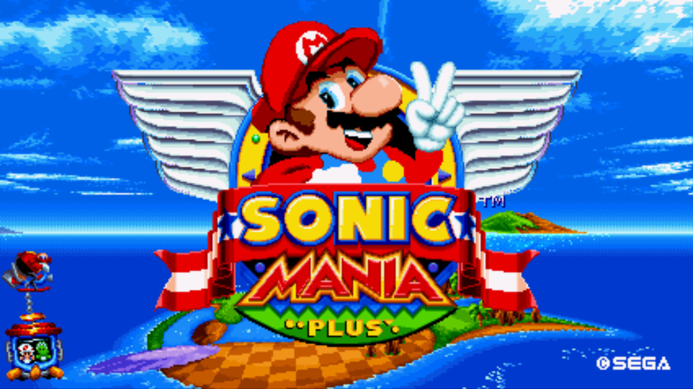 Neweegee Mario Mania Plus Wip Sonic Mania Works In Progress