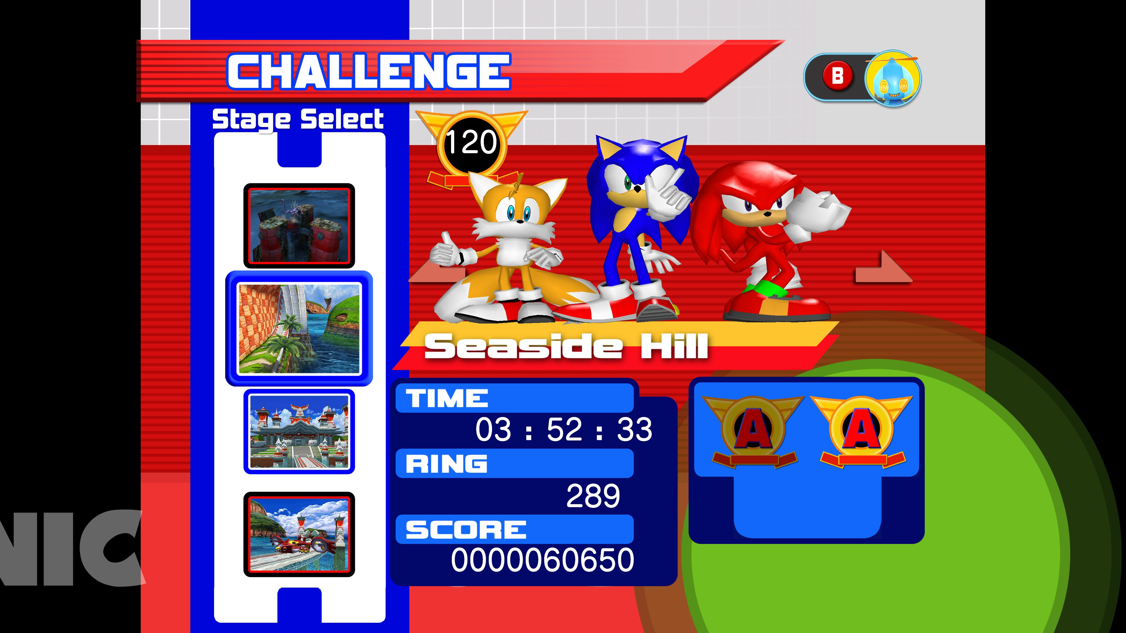 Sonic Heroes AI Enhanced HD Textures [Sonic Heroes] [Works