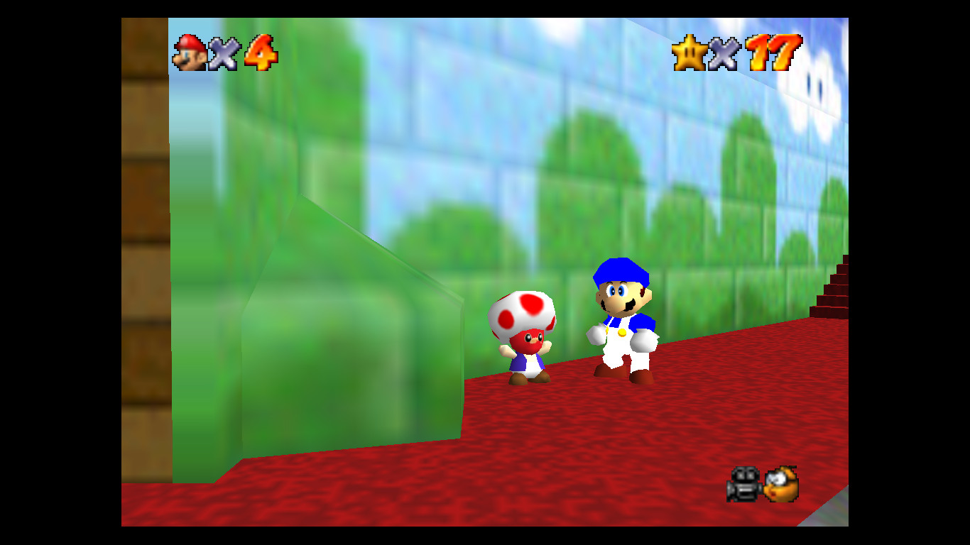 Smg4 Mod With Extra Meme Super Mario 64 Works In Progress