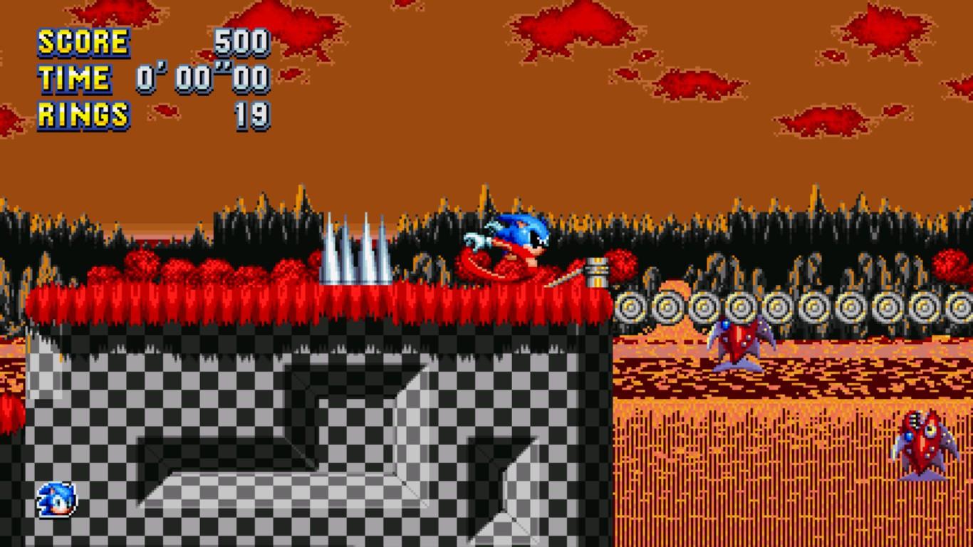 Sonic Mania: VS Exe [Sonic Mania] [Works In Progress]
