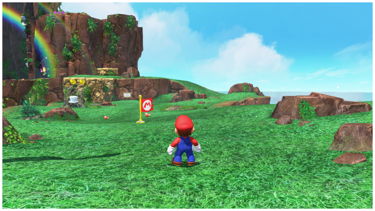 Low-End Mod [Super Mario Odyssey] [Works In Progress]