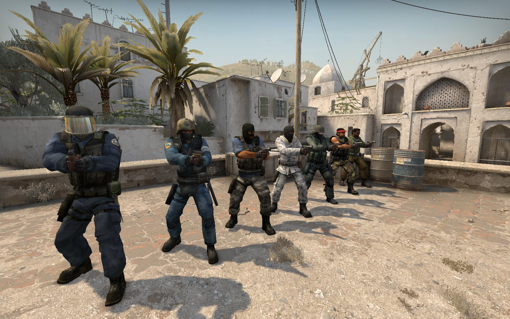 Css Player Models In Csgo Counter Strike Global Offensive
