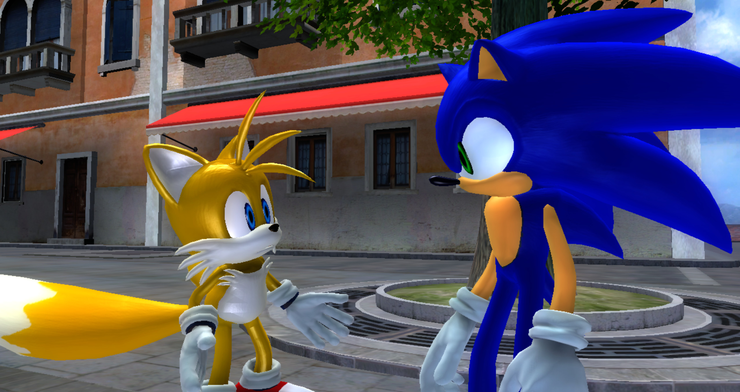 Better Sonic '06 (Thinking About New Name) [Sonic The