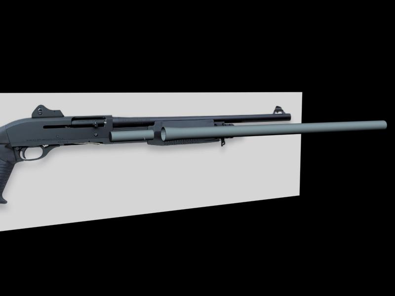Benelli M3 Shotty