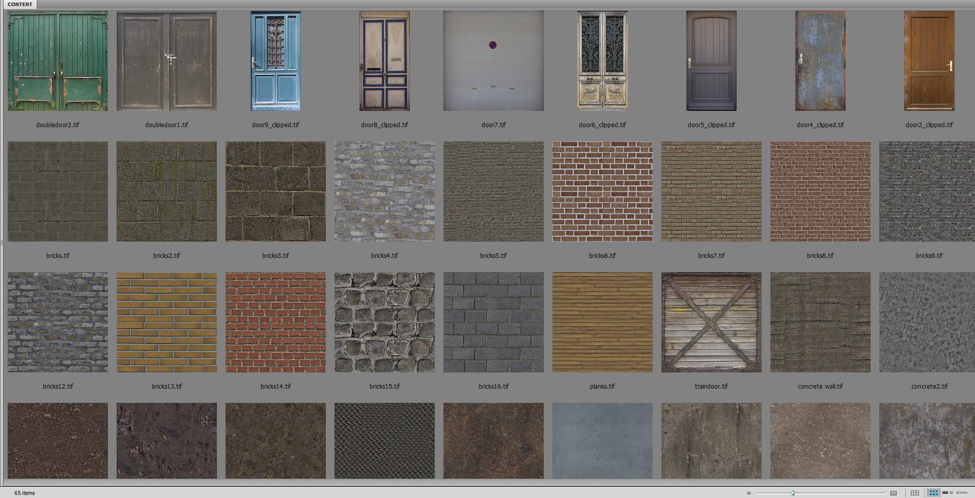 CSS Texture pack WiP screenshot #6