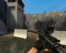 M4a1 Masterkey Skin preview