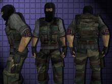 Chechen Terrorist Revival Skin preview