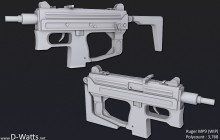 Ruger MP9 Model preview