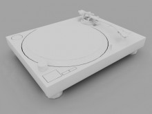 Technics SL1200 Skin preview