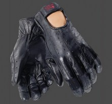 Leather gloves preview