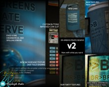 v2 Dr>Breens Private Reserve W Map preview