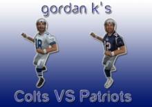 Colts & Patriots preview