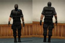 Arkan Black Ops WIP Render preview