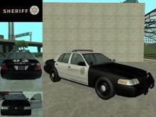 LA County Sheriff's Dept car Map preview