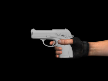 Animation Practice [Beretta 90 preview