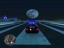 LAPD Squad Car w/ Vista Lightb Map preview