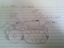 Small Tank Vehicle Map preview