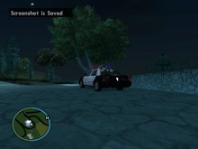 LAPD Crown Vic pack Map preview