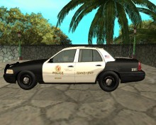 LAPD Gang Unit Slicktop pack Map preview
