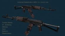 Zoidberg.PJ. AKS-74 Skin preview