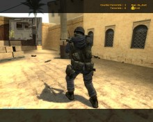 SAS Skin preview