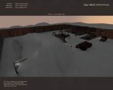 Melee_snowvalley WiP preview