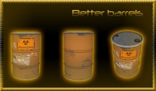 1st barrel [Done] preview