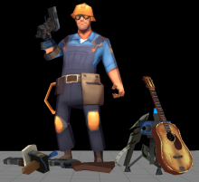 TF2 Old School Pack *Polypack WiP screenshot #2
