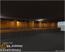 New progress of subway :D Map preview