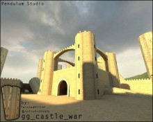 The Castle, Outside Map preview