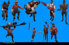 TF2 For TFC Skin preview